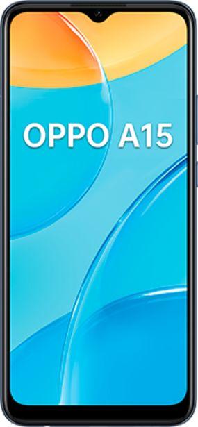 Oferta de Oppo A15 Negro 32 GB por 129€