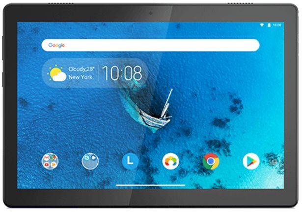 Oferta de Lenovo Tab M10 LTE negro por 149€