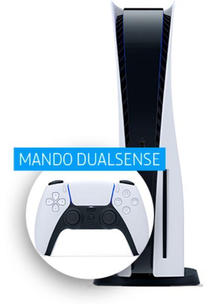 Oferta de PS5 + DualSense por 569€