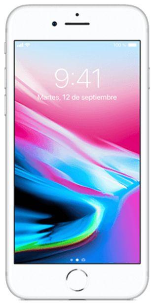Oferta de IPhone 8 256 GB Plata Seminuevo por 299€