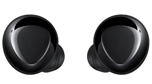 Oferta de Samsung Galaxy Buds negros por 79€