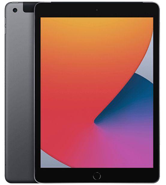Oferta de Apple iPad 10.2 (2020) ( 8ª generación) Wi-Fi 32 GB gris espacial por 379€