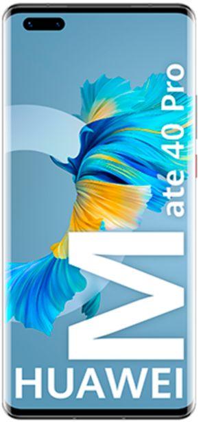Oferta de Huawei Mate 40 Pro Negro 256 GB por 1199€