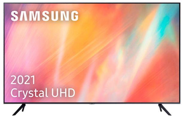 """Oferta de Smart TV Samsung 43"""" AU7105 por 429€"""