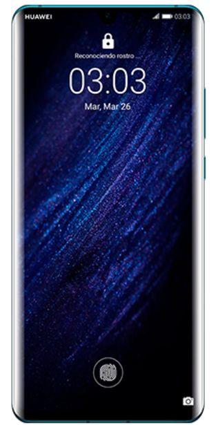 Oferta de Huawei P30 Pro Mystic Blue 128 GB por 479€