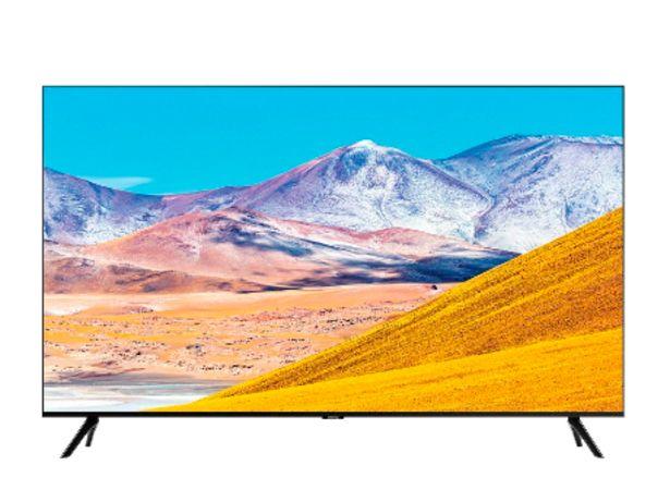 """Oferta de Smart TV Samsung 55"""" TU8005 por 649€"""