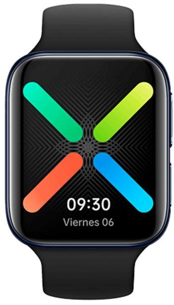 Oferta de OPPO Watch 46 mm LTE negro por 339€