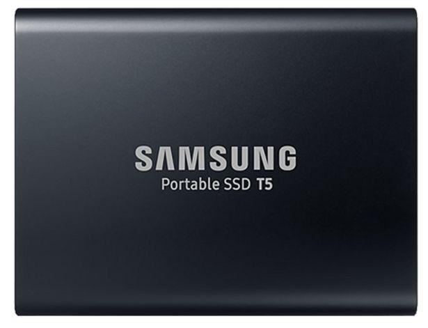 Oferta de Samsung Portable SSD T5 1TB por 154€