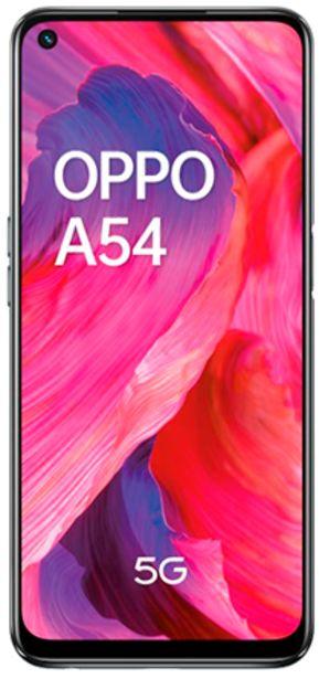 Oferta de Oppo A54 5G negro 64 GB por 229€