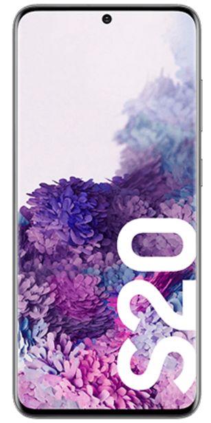 Oferta de Samsung Galaxy S20 128 GB Gris por 599€