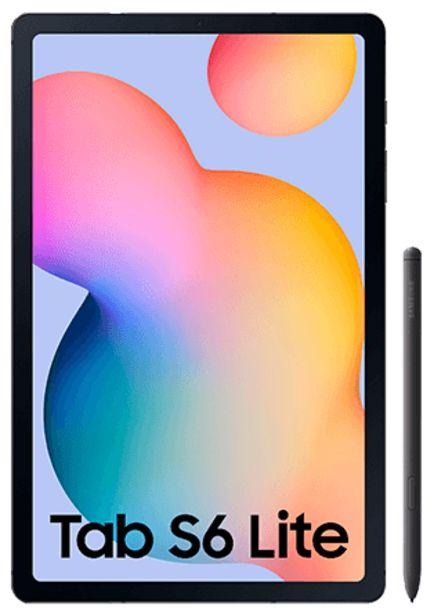 Oferta de Samsung Galaxy Tab S6 Lite 64 GB por 299€