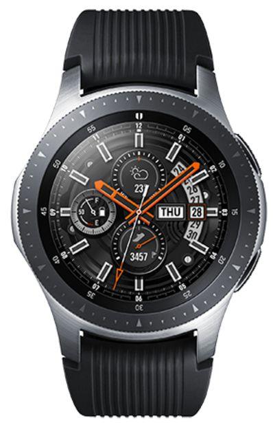 Oferta de Samsung Galaxy Watch 46mm 4G Plata por 179€