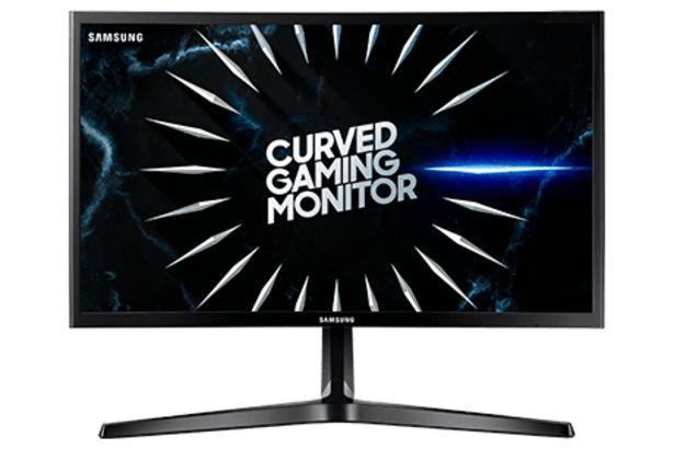Oferta de Samsung C24RG50 Monitor Gaming por 199€