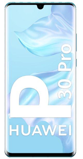 Oferta de Huawei P30 Pro Nácar 128 GB por 479€
