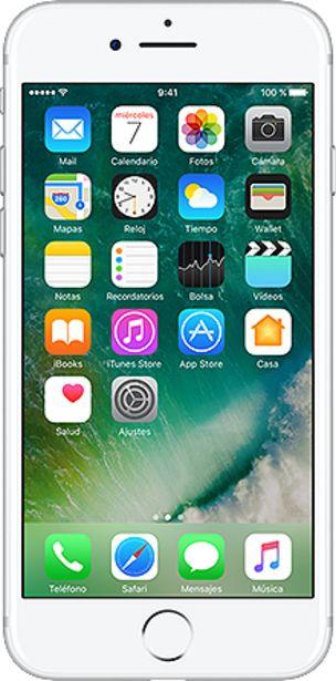 Oferta de IPhone 7 32 GB Seminuevo Plata por 199€