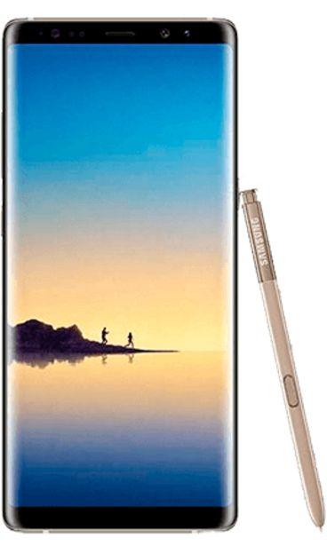 Oferta de Samsung Galaxy Note 8 64 GB Dorado por 749€