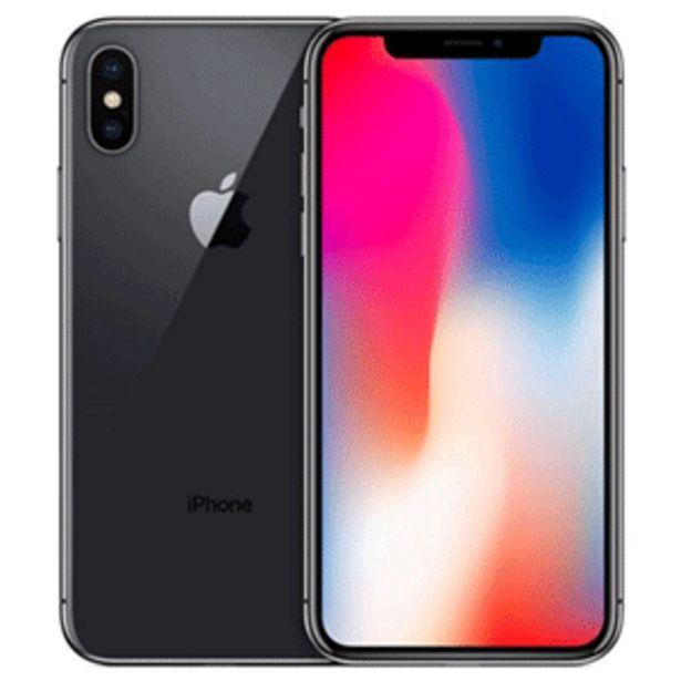 Oferta de IPhone X 256gb Gris espacial por 429,95€