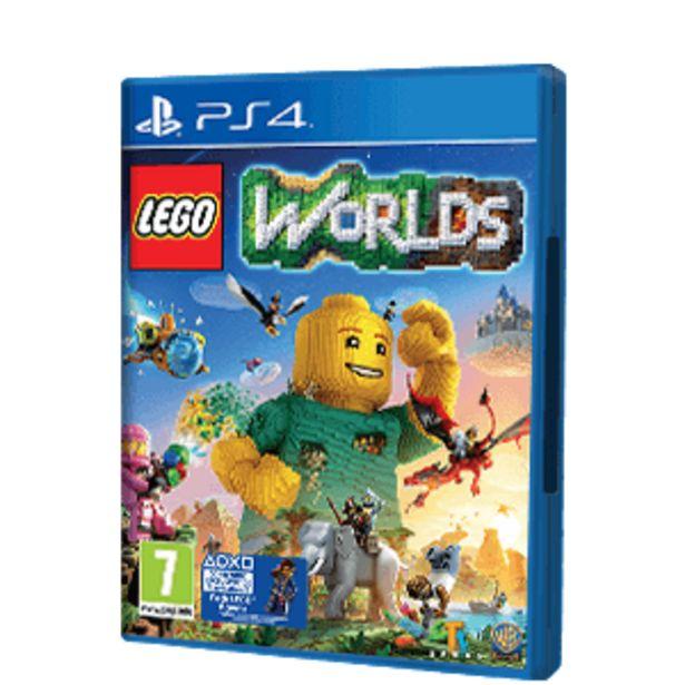 Oferta de LEGO Worlds por 16,95€