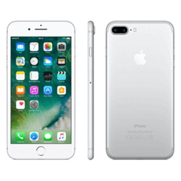 Oferta de IPhone 7 Plus 32Gb Plata por 249,95€