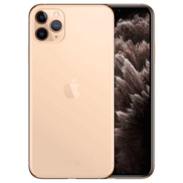 Oferta de IPhone 11 Pro 64Gb Oro por 699,95€