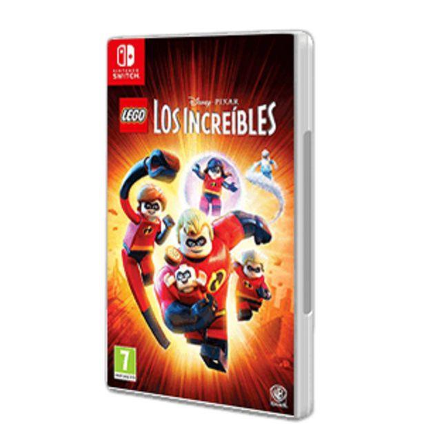 Oferta de LEGO Los Increíbles por 34,95€