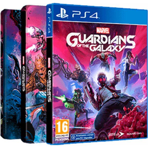 Oferta de Marvel's Guardians of the Galaxy por 69,95€