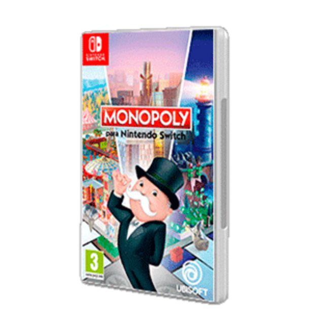 Oferta de Monopoly Code In Box por 17,95€
