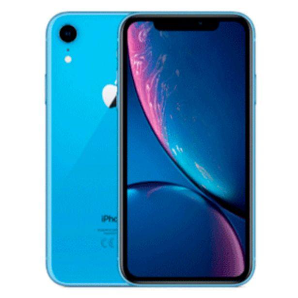 Oferta de IPhone Xr 128Gb Azul Libre por 499,95€