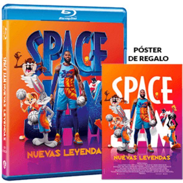 Oferta de Space Jam Nuevas Leyendas por 17,95€
