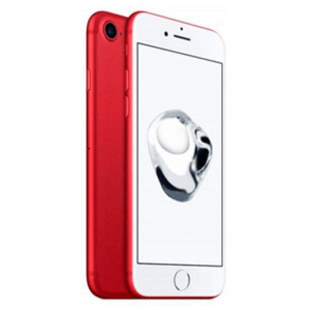 Oferta de IPhone 7 128Gb Rojo Libre por 229,95€