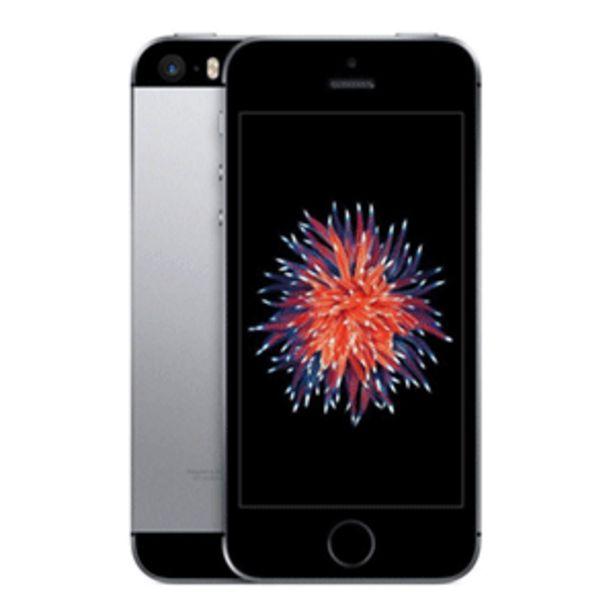 Oferta de IPhone SE 64Gb Negro por 99,95€