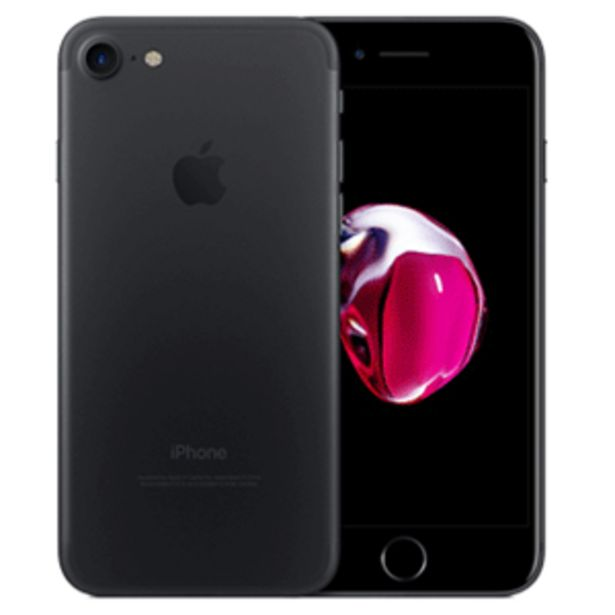 Oferta de IPhone 7 32Gb Negro mate por 179,95€