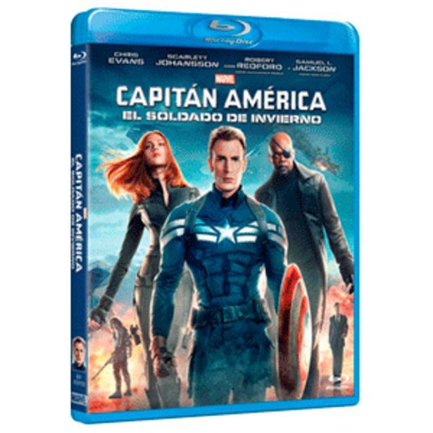 Oferta de Capitán América El Soldado de Invierno por 9,95€