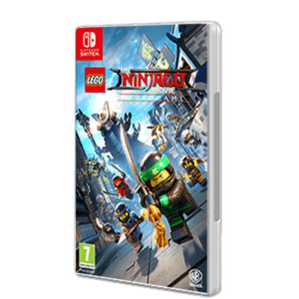 Oferta de LEGO Ninjago Película El Videojuego por 24,95€