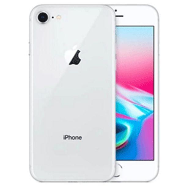 Oferta de IPhone 8 64Gb Plata por 279,95€