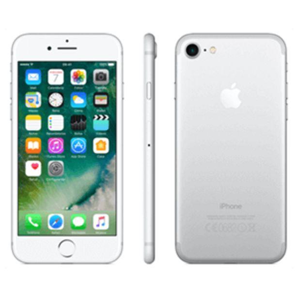 Oferta de IPhone 7 32Gb Plata por 179,95€
