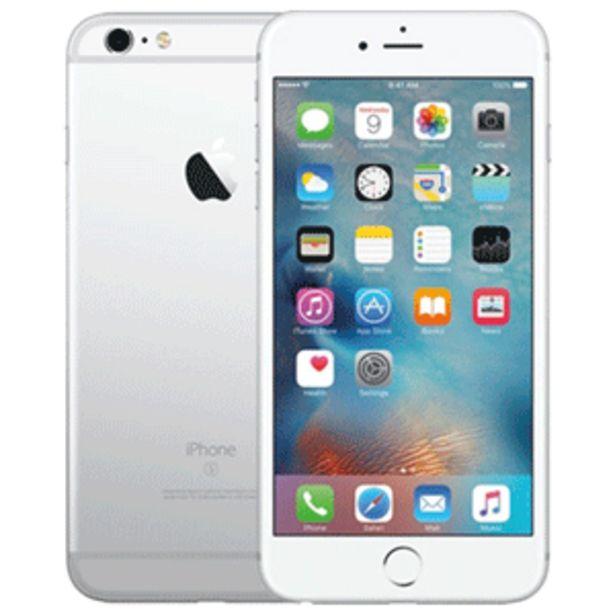 Oferta de IPhone 6 Plus 64Gb (Plata) - Libre - por 179,95€