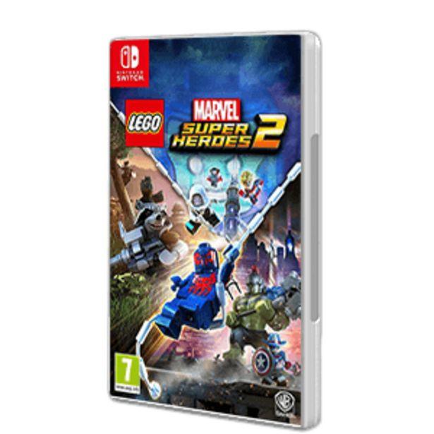 Oferta de LEGO Marvel Super Heroes 2 por 19,95€