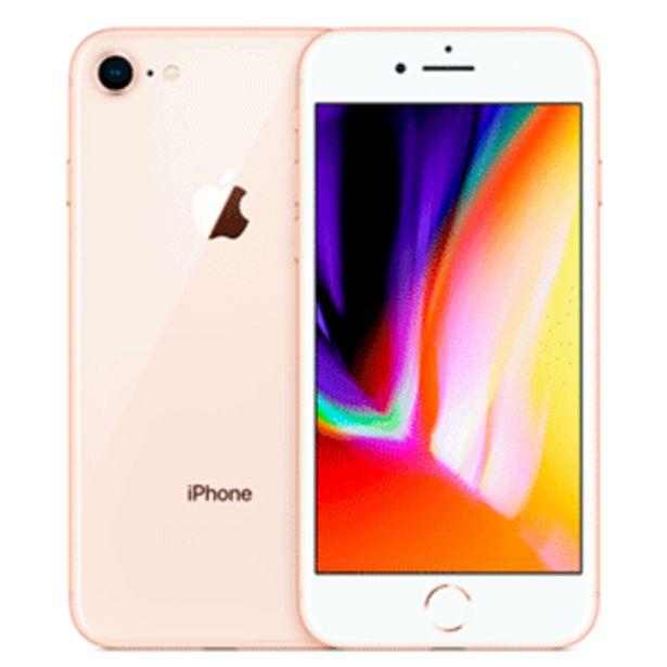 Oferta de IPhone 8 256Gb Oro - Libre por 329,95€