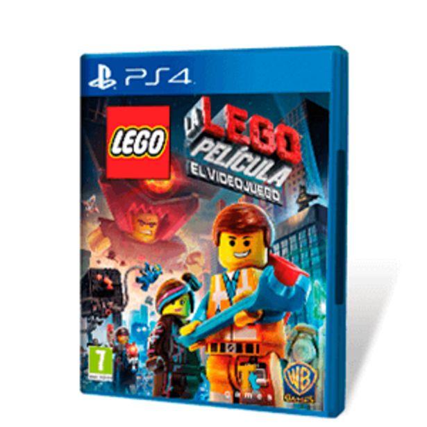 Oferta de LEGO La Película: El Videojuego por 16,95€