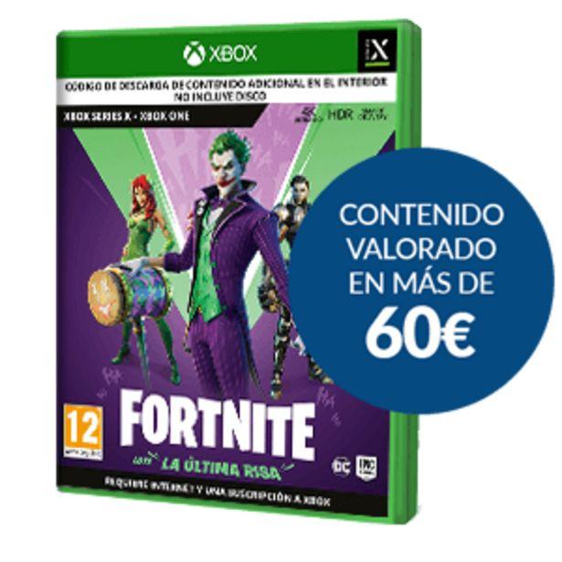 Oferta de Fortnite: Lote La Última Risa por 14,95€