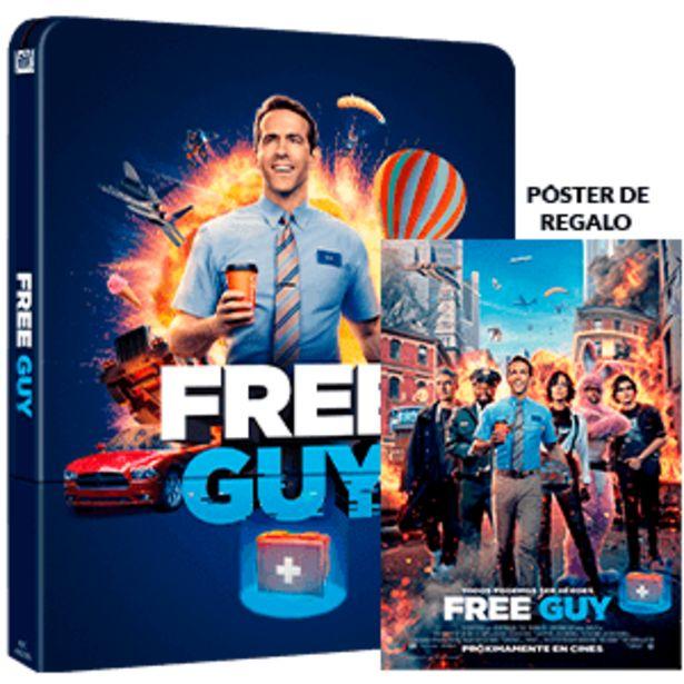 Oferta de Free Guy Edición Steelbook por 23,95€