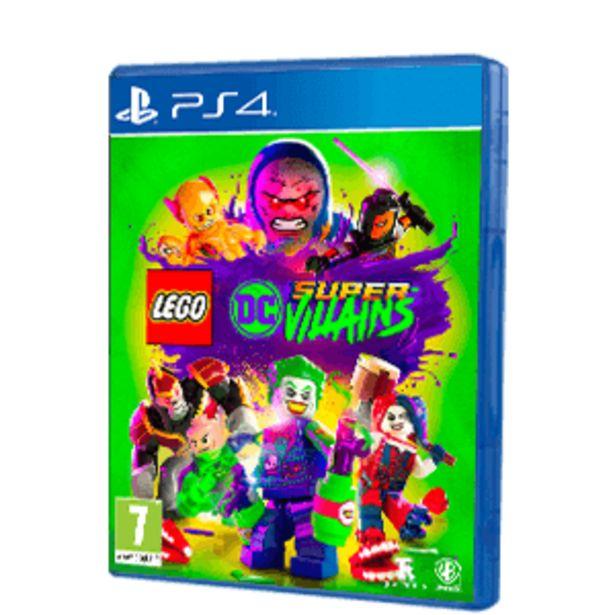 Oferta de LEGO DC Super Villanos por 14,95€
