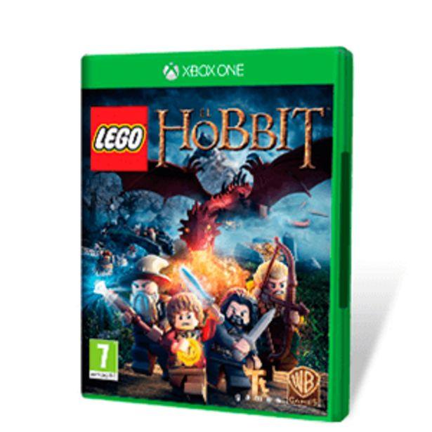 Oferta de LEGO El Hobbit por 16,95€