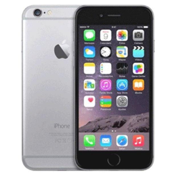 Oferta de IPhone 6 32Gb (Gris Espacial) por 89,95€