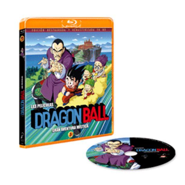 Oferta de Dragon Ball Película 3 Gran Aventura Mística por 13,95€