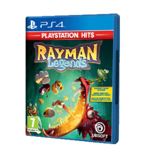 Oferta de Rayman Legends Playstation Hits por 14,95€