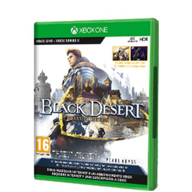 Oferta de Black Desert Prestige Edition por 19,95€