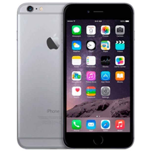 Oferta de IPhone 6 128Gb Gris Espacial por 129,95€