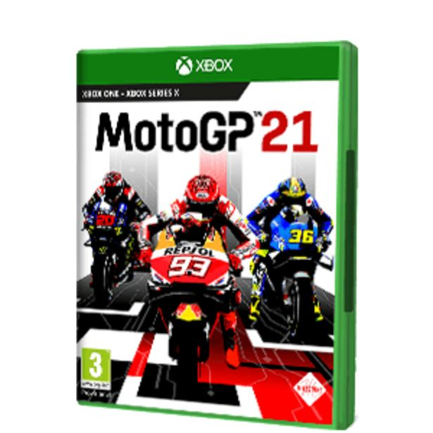 Oferta de MotoGP 21 por 39,95€